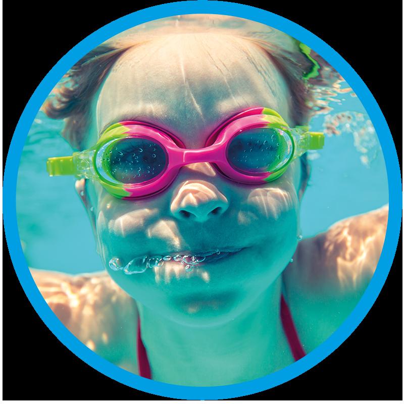 swimming-circle