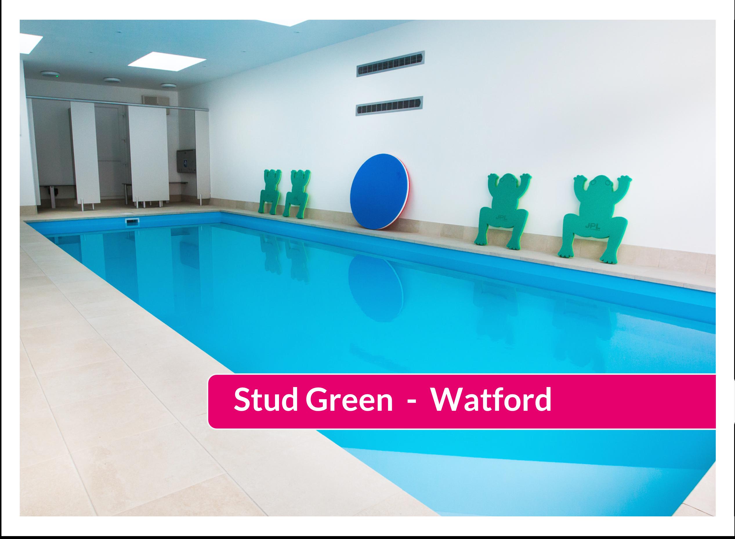 learn to swim watford